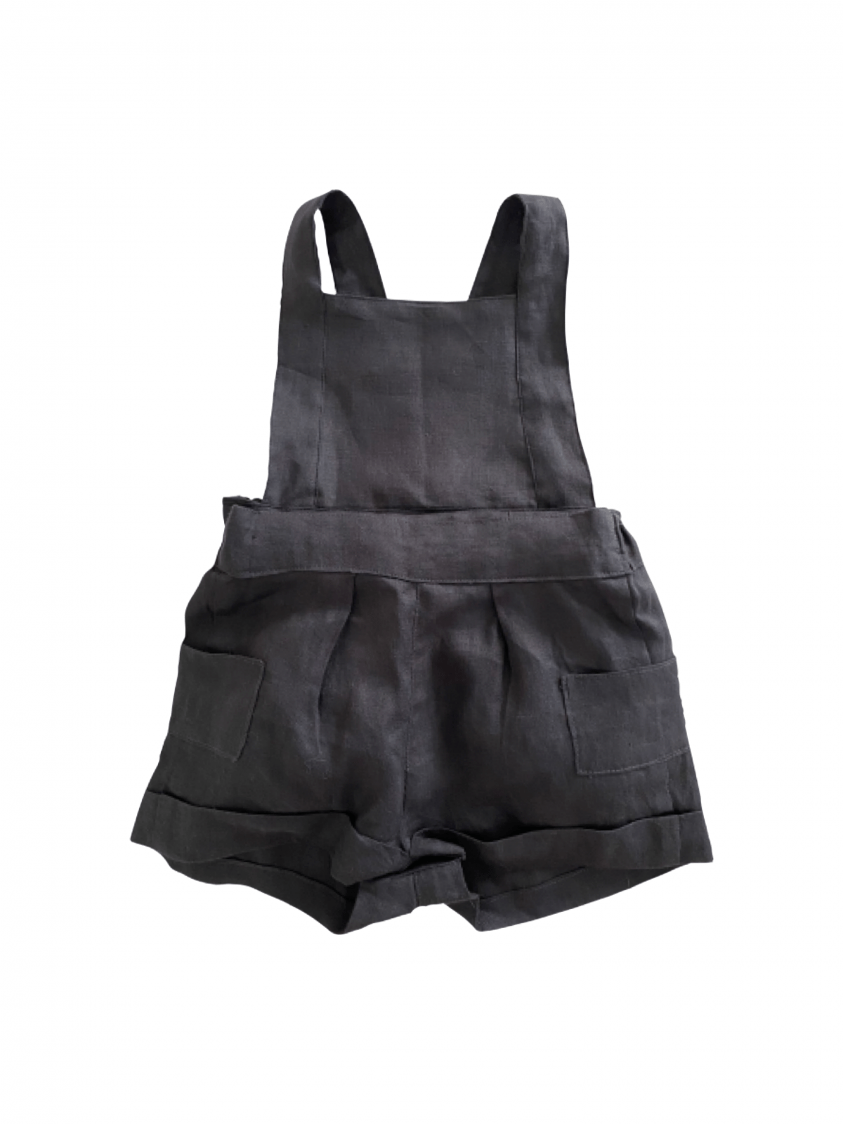 """""""Available in other colours"""" Unisex Pinafore Shorts (plain)"""
