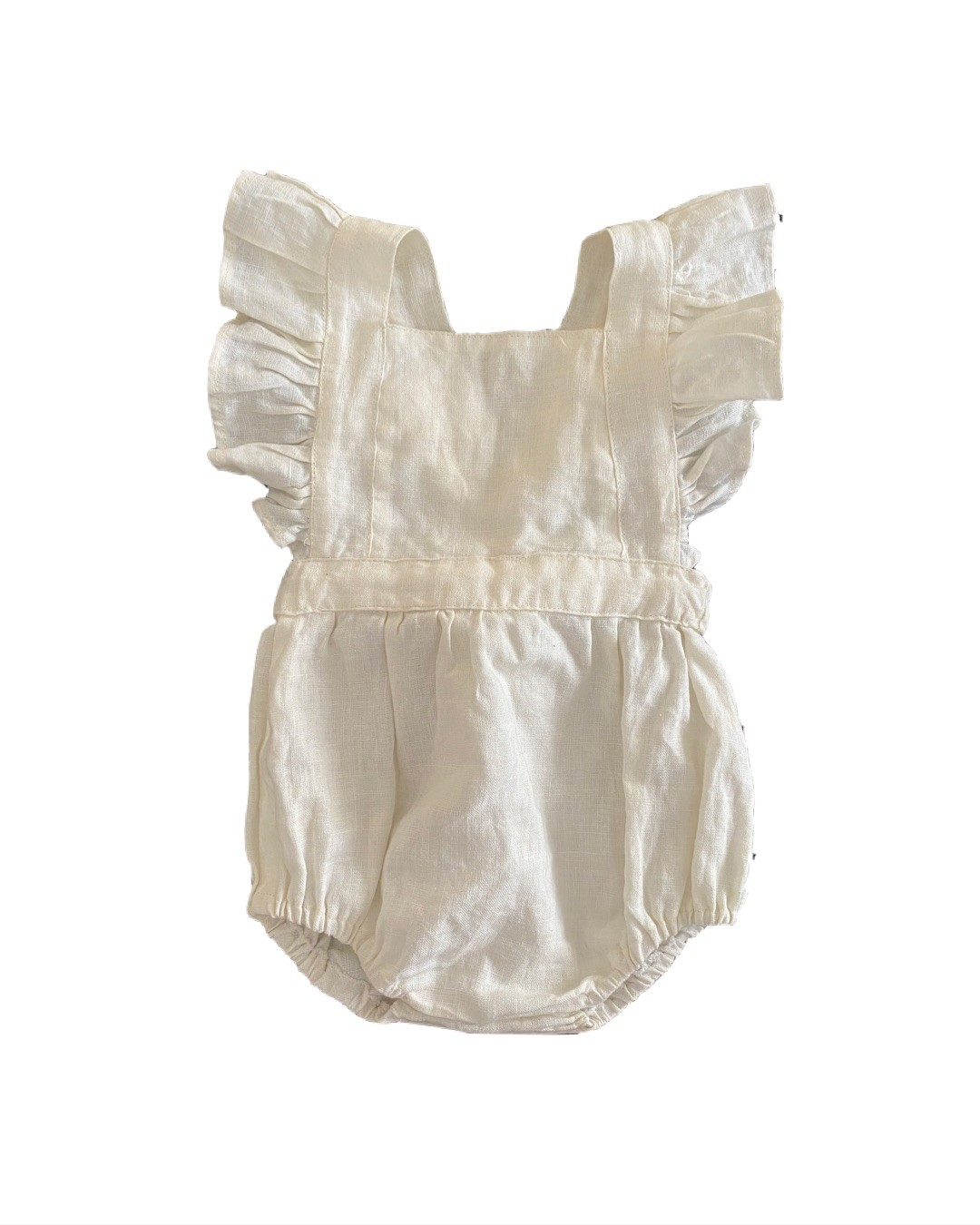 """""""Available in other colours"""" Romper (with frills)"""