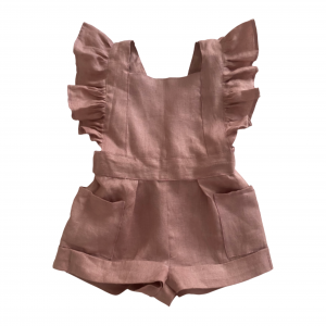 """""""Available in other colours"""" Pinafore Shorts (with frills)"""