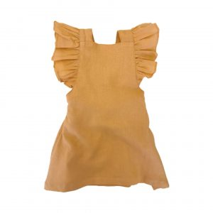 """""""Available in other colours"""" Garden Dress (with frills)"""