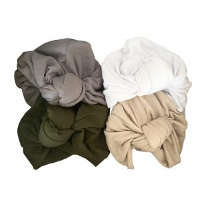 Four of a Kind Bundle : Knotted Turbans