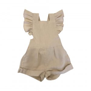 """""""Available in other colours"""" Pinafore Summer Shorts (with frills)"""