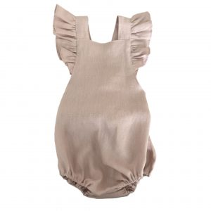 """""""Available in other colours"""" Summer Romper (with frills)"""