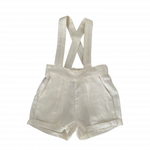 """""""Available in other Colours"""" Unisex Suspender Shorts (Plain)"""