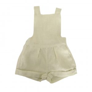 """""""Available in other colours"""" Unisex Pinafore Summer Shorts (plain"""