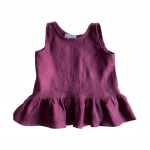 """""""Available in Other Colours"""" Vest (with frills)"""